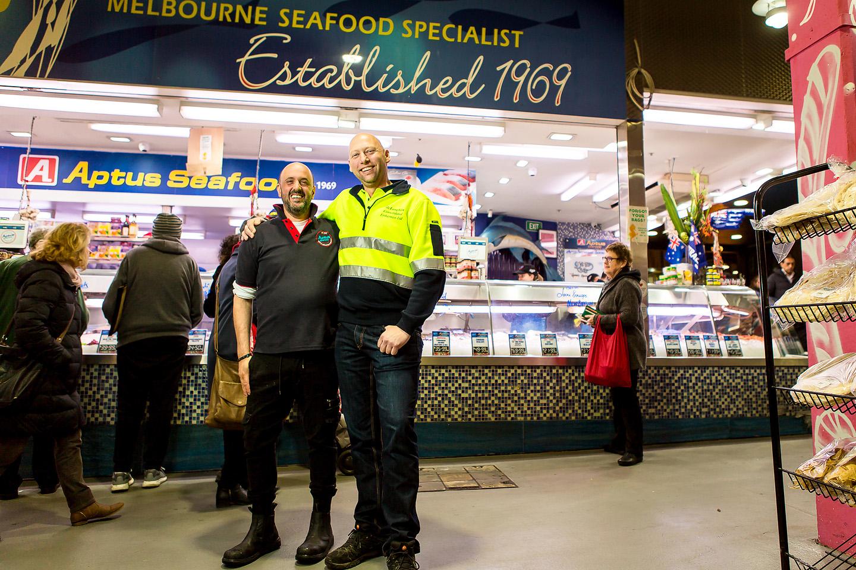 Fresh Seafood Retailers
